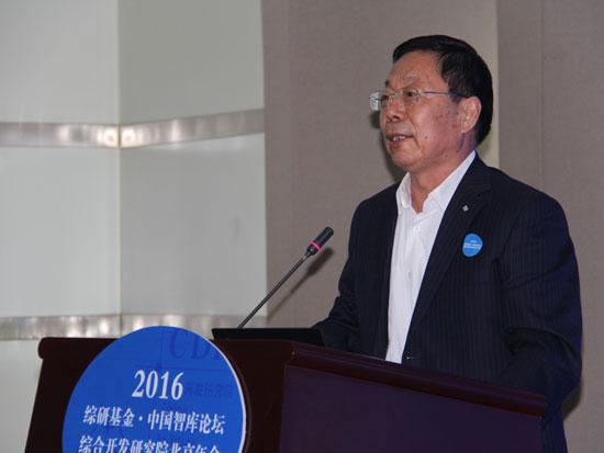 中国社会科学院民营经济研究中心主任刘迎秋