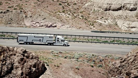 前谷歌高管欲推出无人驾驶卡车