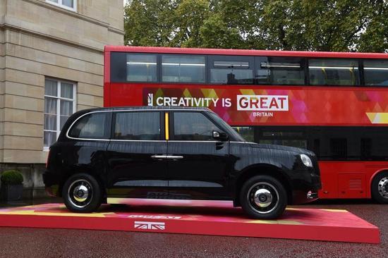 吉祥开辟的TX5将成为伦敦新一代租借车
