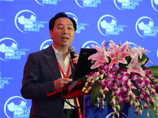 大唐电信科技产业集团副总裁陈山枝
