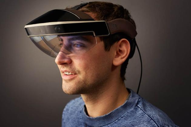 这家AR产品价格不到微软三分之一 野心成为未来的计算机
