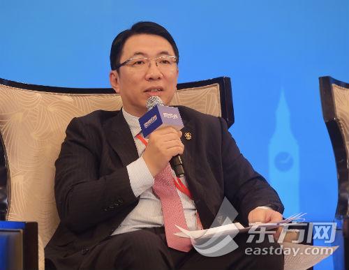 上海市金融服务办公室主任郑杨
