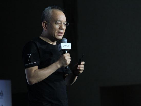 金蝶国际软件集团有限公司董事会主席兼CEO徐少春