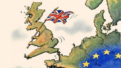 英国退欧后中国不得不面对的事