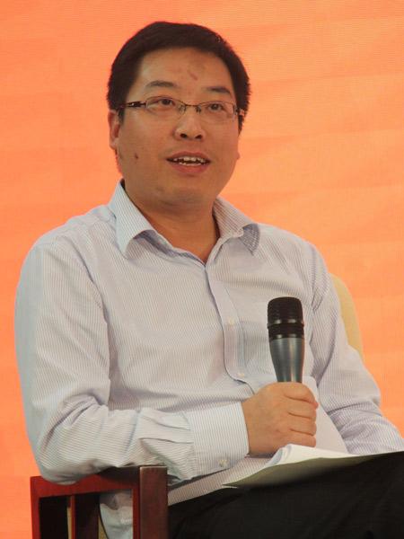 《中国企业家》杂志社副总编万建民