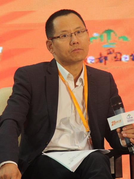 e袋洗创始人、董事长张荣耀