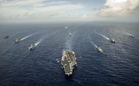 关于南海问题的十大迷思