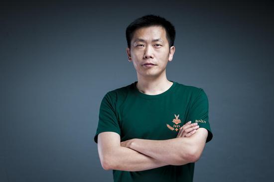 淘粉吧董事长刘俊