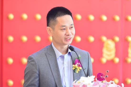 吴东毅获新三板创业领袖之星