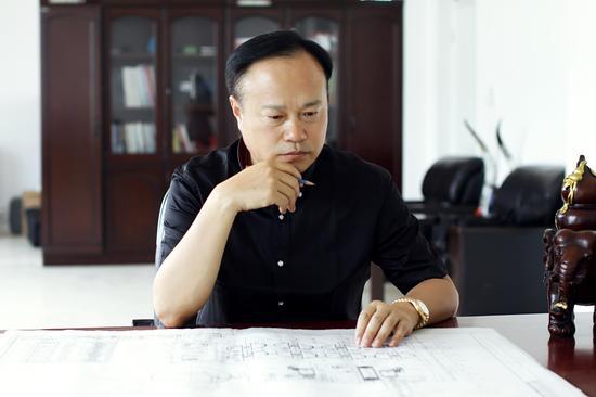 张云龙获新三板行业贡献之星