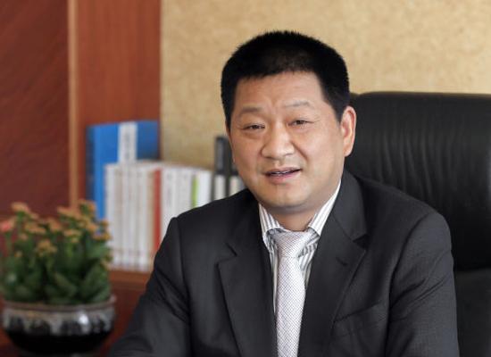 芯能科技董事长张利忠