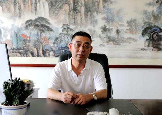 三楷深发董事长马国栋