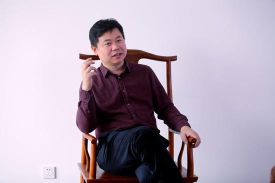 杨健获新三板创新成长之星