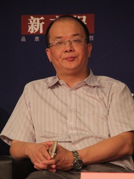 华为公司战略部副总裁郑志彬