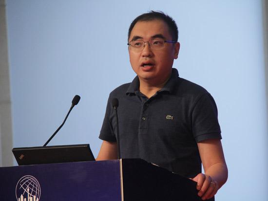 蚂蚁金服城市服务事业部总经理刘晓捷