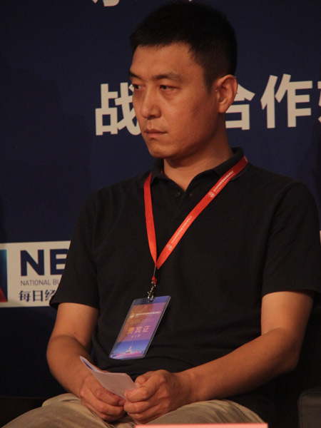 青岛海尔智能家电科技有限公司智慧城市解决方案总监孙晓震