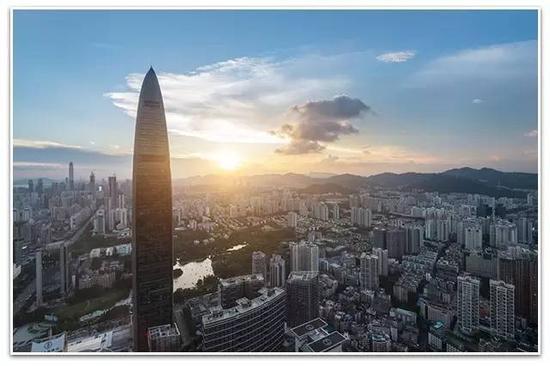 上海到底比深圳差在哪里?