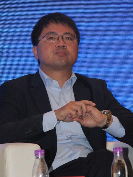 埃森哲数字服务大中华区主管、董事总经理俞毅