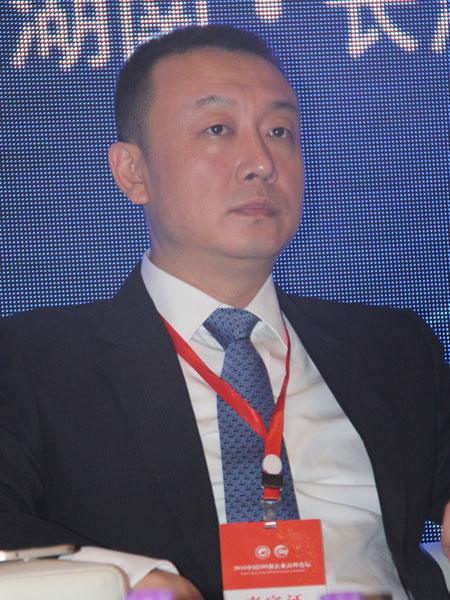 天津物产集团有限公司副总经理刘禄