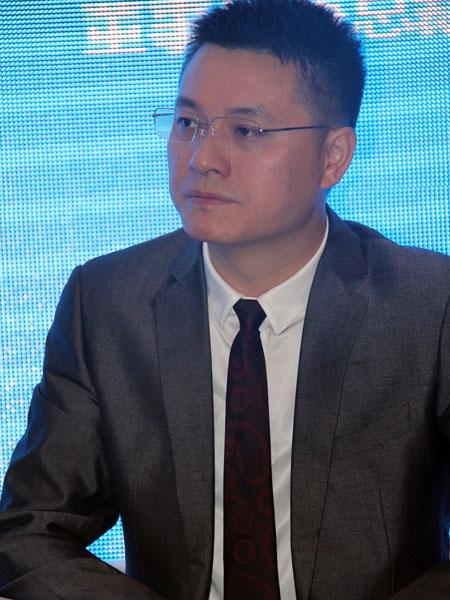 汇桔联瑞集团董事长兼总裁谢旭辉