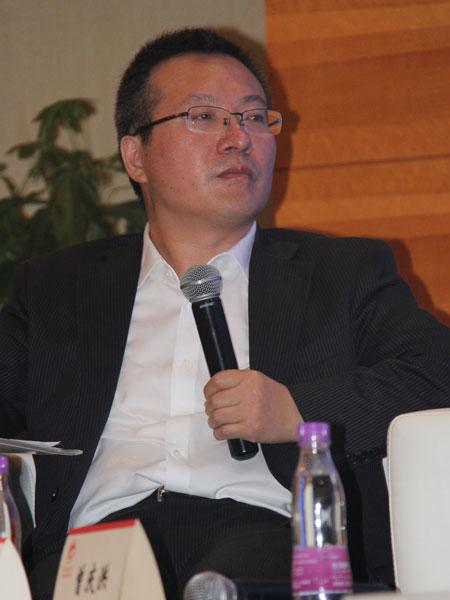 清华大学全球产业4.5研究院副院长李东红