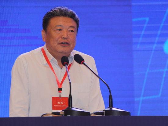 中国交通建设集团有限公司董事长、总经理刘起涛