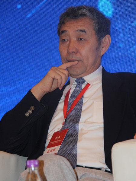国家气候战略中心主任李俊峰