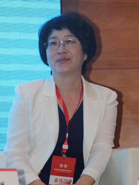 海尔集团公司副总裁王筱楠