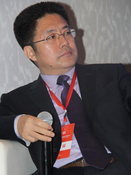 丝绸之路专项基金委员会重大项目办公室徐永前