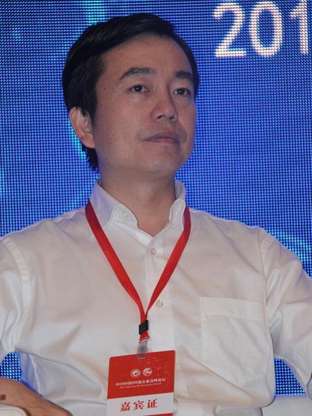 万丰奥特控股集团有限公司党委副书记金亦伟