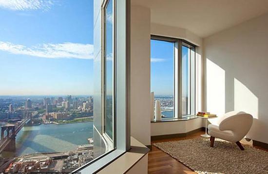 寸土寸金的纽约曼哈顿高端地产遇冷
