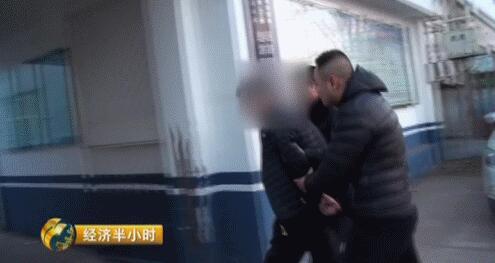 2015年12月23日,办案人员将嫌疑人张代抓捕归案。