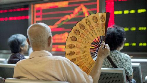 材料图像:国家股市