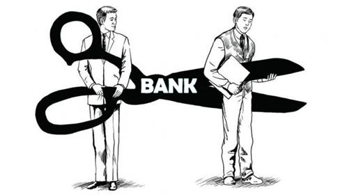 坏账率飙升 银行掀起裁员潮
