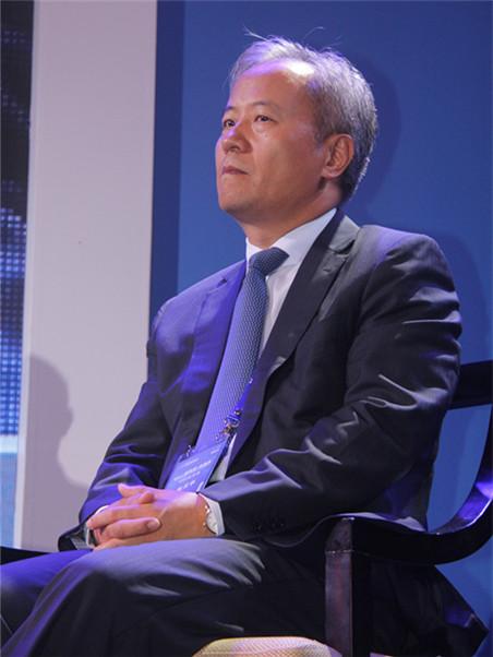 全球最帅的总裁_卡特彼勒全球副总裁 陈其华