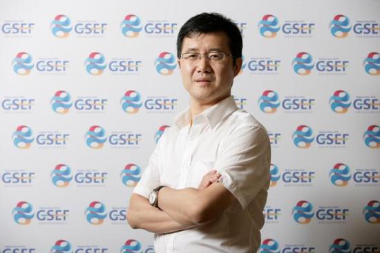 陕西冠杰文化传播有限公司董事长、51易货网创始人岳恺平