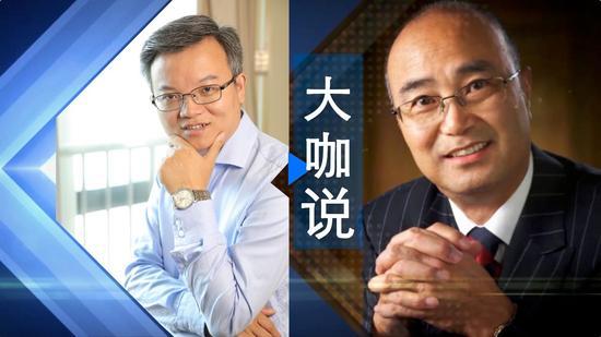陈九霖:投资看重企业家精神