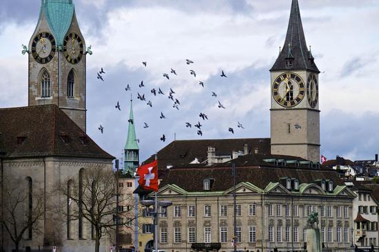 瑞士连续第8年蝉联最具竞争力国家榜首