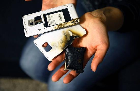 如何防止智能手机爆炸