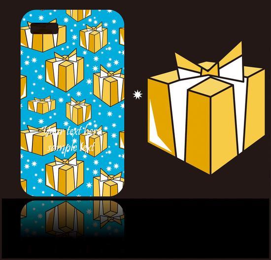 资料图片 手机礼物。图片来源 网络