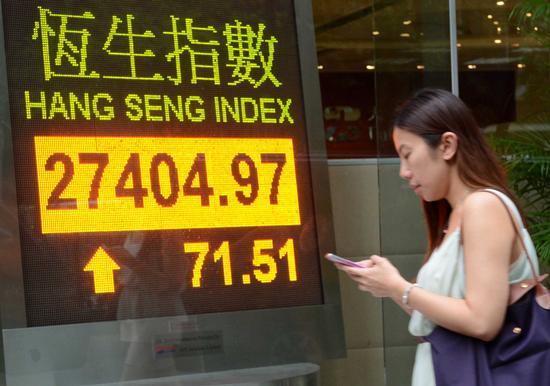港股市场将迎来持续投资机会