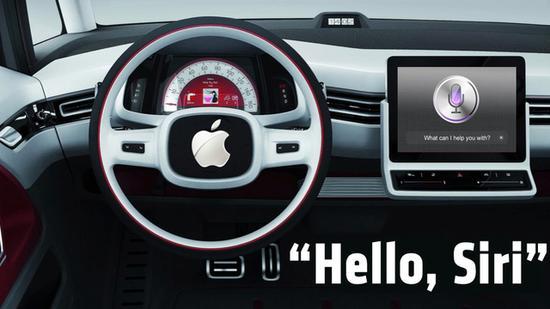 苹果公司据悉将暂时取消自产汽车的计划