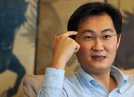 秦朔:当腾讯成为全球第五大市值公司