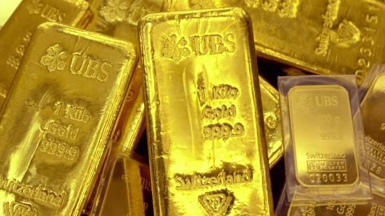 黄金期货周一收盘上涨0.9%,白银期货收盘上涨2.2%