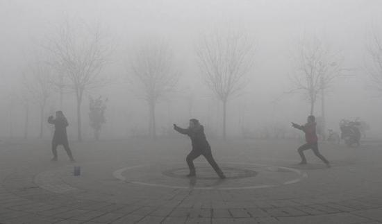诡异雾霾6小时快速恶化,北京雾霾最可能是本地产生的!
