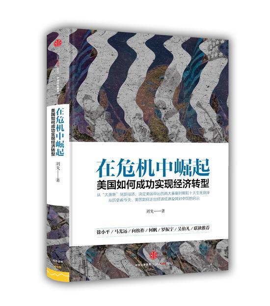 作者新书《在危机中崛起》