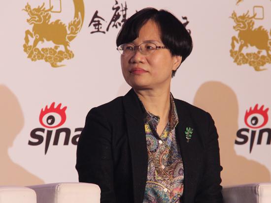 盈米财富CEO肖雯
