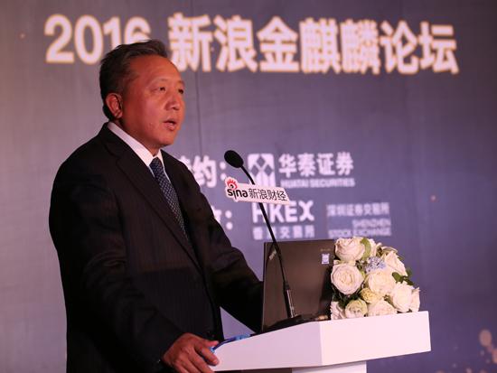 中国人民大学副校长、金融与证券研究所所长吴晓求