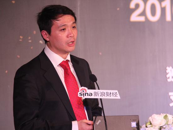 清华大学国家金融研究院副院长朱宁