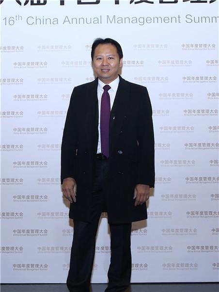 陶氏化学大中华区总裁林育麟